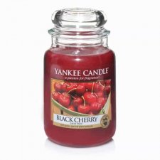 Black Cherry Yankee Candle