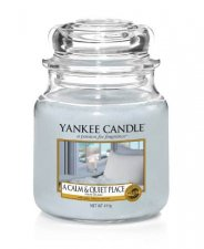 A Calm & Quiet Place Yankee Candle
