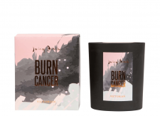 Burn Cancer doftljus - Copper - Victorian