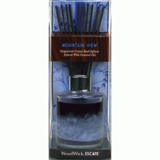 WoodWick - Escape Reed Diffuser Mountain View - Doftpinnar