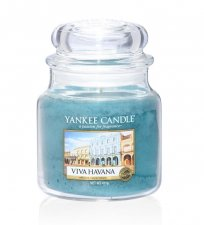 Yankee Candle Viva Havana Medium Jar - Doftljus