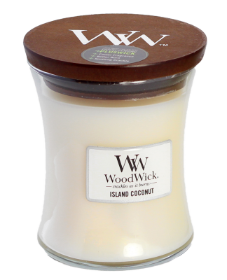 Woodwick Island Coconut - Medium