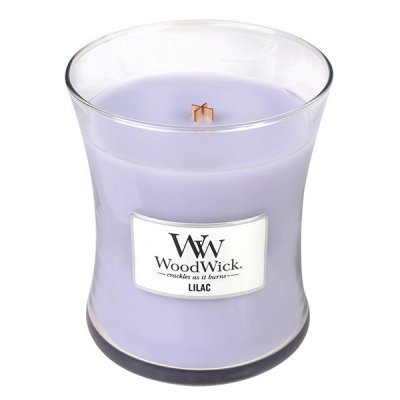 woodwick lilac medium