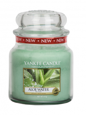 Yankee Candle Aloe Water Medium Jar