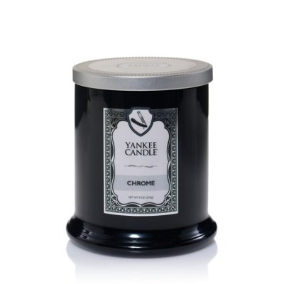 Yankee Candle Barbershop Chrome 8oz