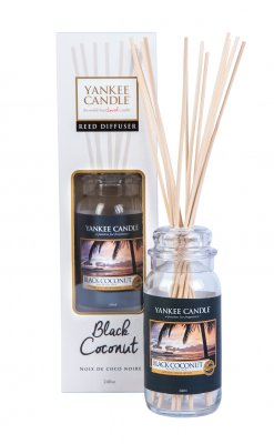 Yankee Candle Black Coconut Classic Reeds 240 ml