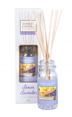 Yankee Candle Lemon/Lavender Classic Reeds 240 ml