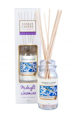 Yankee Candle Midnight Jasmine Classic Reeds 240 ml
