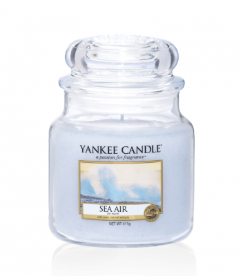 Yankee Candle Sea Air Medium Jar - Doftljus